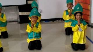 Lomba dan Hafalan ASMAUL HUSNA anak TK IGRA Jakarta Timur 2017