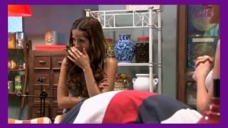 Disney Channel España |  Violetta - Luz, Cámara... ¡Ups! 5