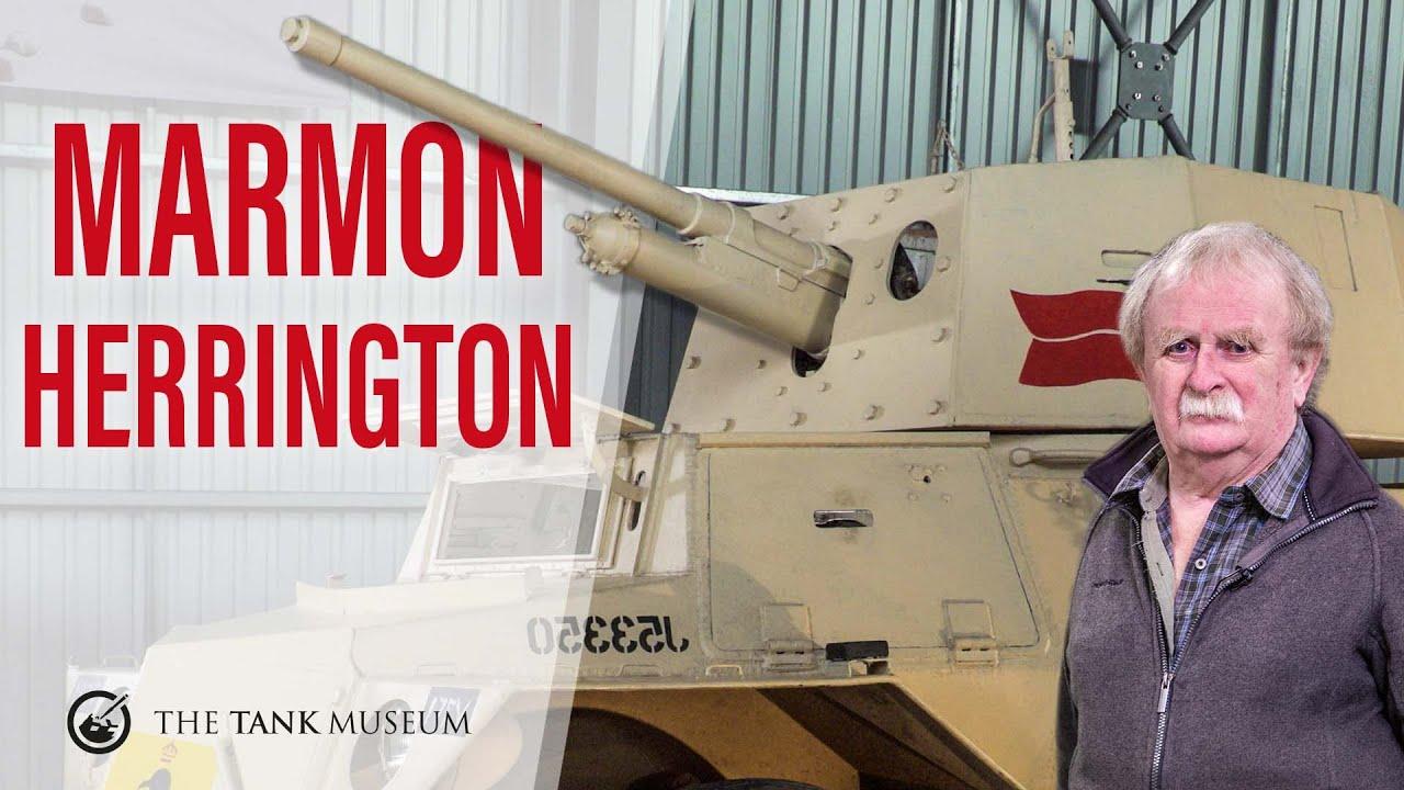 Tank Chats #129 | Marmon-Herrington Mk. IV | The Tank Museum