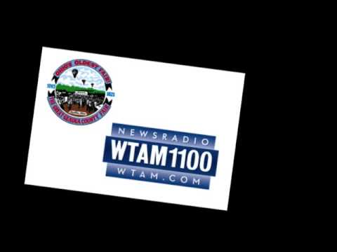 WTAM 1100 AM Radio Spot for The 2013 Great Geauga County Fair
