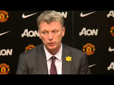 Manchester United's David Moyes on Liverpool defeat: 'It's difficult to explain'