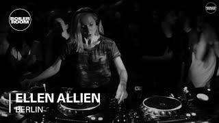 PLAYdifferently: Ellen Allien Boiler Room Berlin DJ Set
