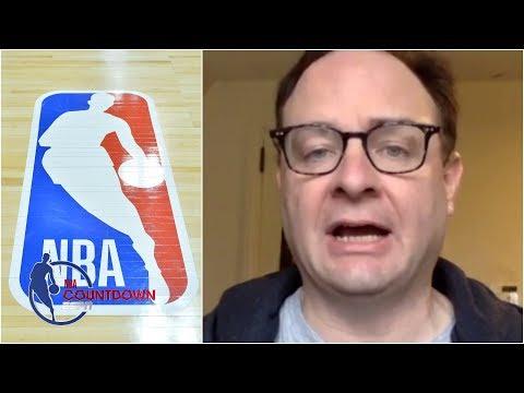 Woj Details The NBA's Potential Return Plan, Including Vegas Casinos, Shorter Series | NBA Countdown