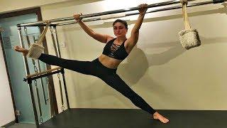 Kareena Kapoor Pilates Workout