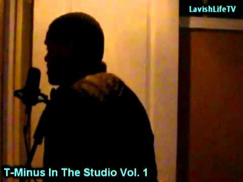 T-Minus x The Weeknd - studio 2008 pt 3