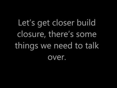 Let's Get Closer Lyrics