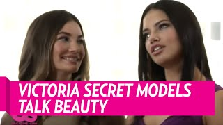 Victoria's Secret Models: The Naughtiest Things We Eat After