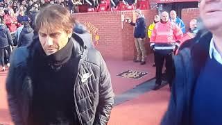 Conte Mourinho Handshake