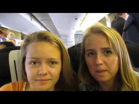 Tunisia to USA Vlog