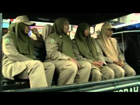 Sharia-wetgeving wordt ingevoerd in Atjeh