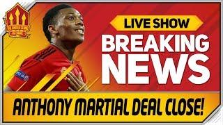 MARTIAL Close To MAN UTD DEAL! Man Utd News Now