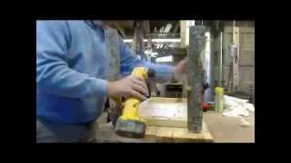 Making A Rustic Coffee Table.flv