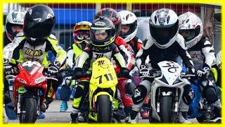 Moto kids race - Tima Kuleshov 3 years ! Первые мотогонки Тимура в трехлетнем возрасте !
