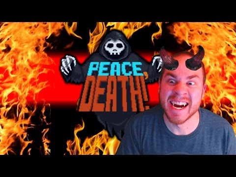 Peace Death Gameplay - DOWN TO HELL WITH YOU - Let's Play Peace Death Gameplay