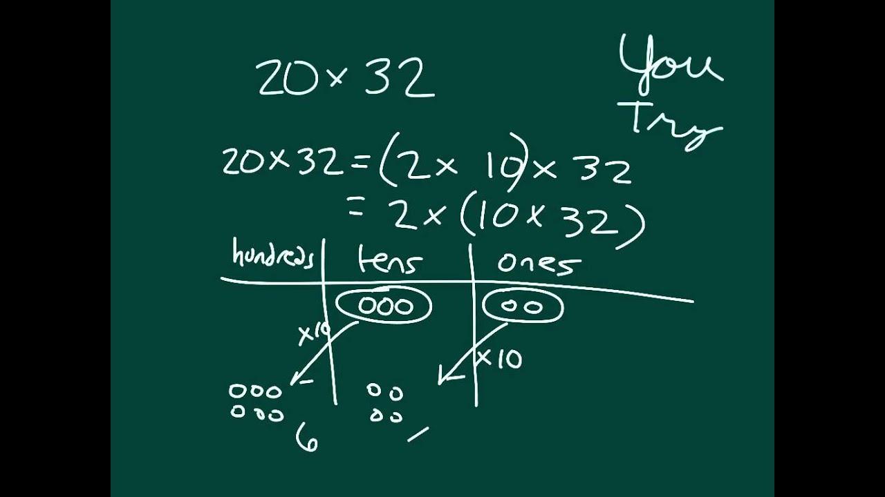 Engage NY Module 3 Lesson 34 Grade 4 - YouTube