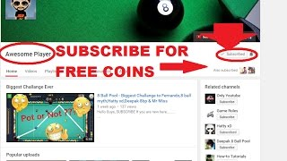 Playing Indirect with SUBSCRIBERS - Miniclip 8 ball Pool