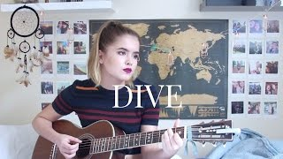 Video Dive - Ed Sheeran / Cover by Jodie Mellor download MP3, 3GP, MP4, WEBM, AVI, FLV Januari 2018