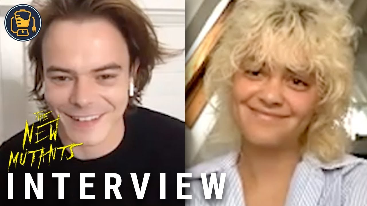 The New Mutants Cast Interviews: Charlie Heaton, Blu Hunt And More thumbnail