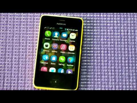 Review Nokia Asha 501 -- Camera, Music, Videos