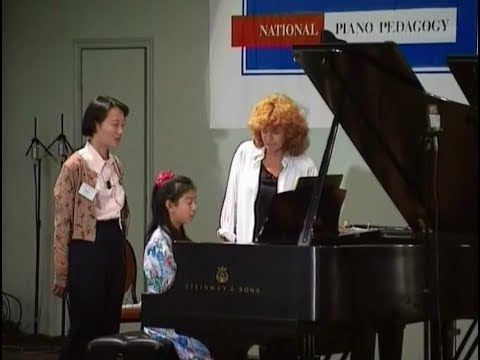 Ilana Vered coaches Mozart!