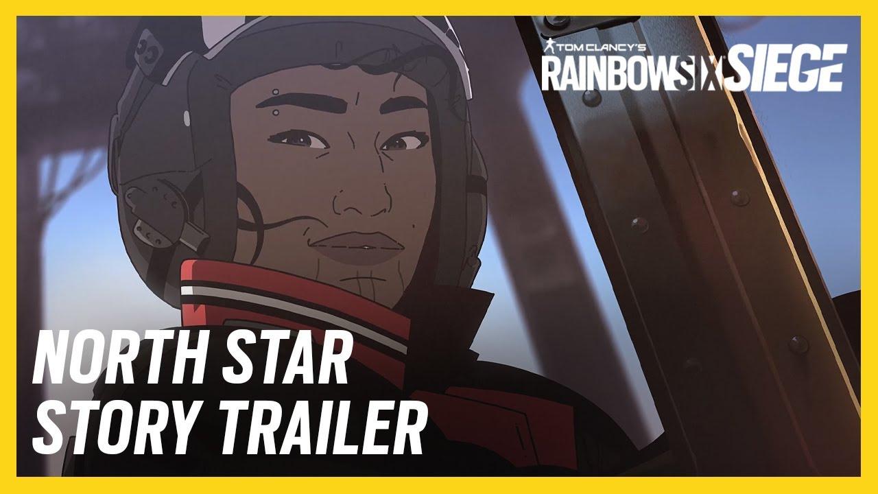 OPERAÇÃO NORTH STAR - STORY TRAILER [ÁUDIO DESCRIÇÃO] | #UbiForward | Rainbow Six Siege