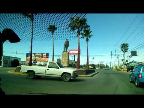Paseo por Ciudad Acuña Coahuila Parte 2/3