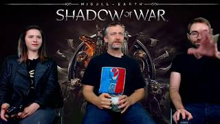 Shadow of War: Wraith Skills, Live Gameplay Stream