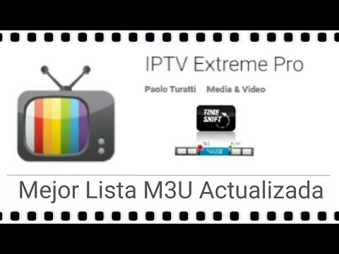 Revisado IPTV Exteme -  Mejor Lista m3u  latino  - Con TV guia y time shift -  tv de paga 2016