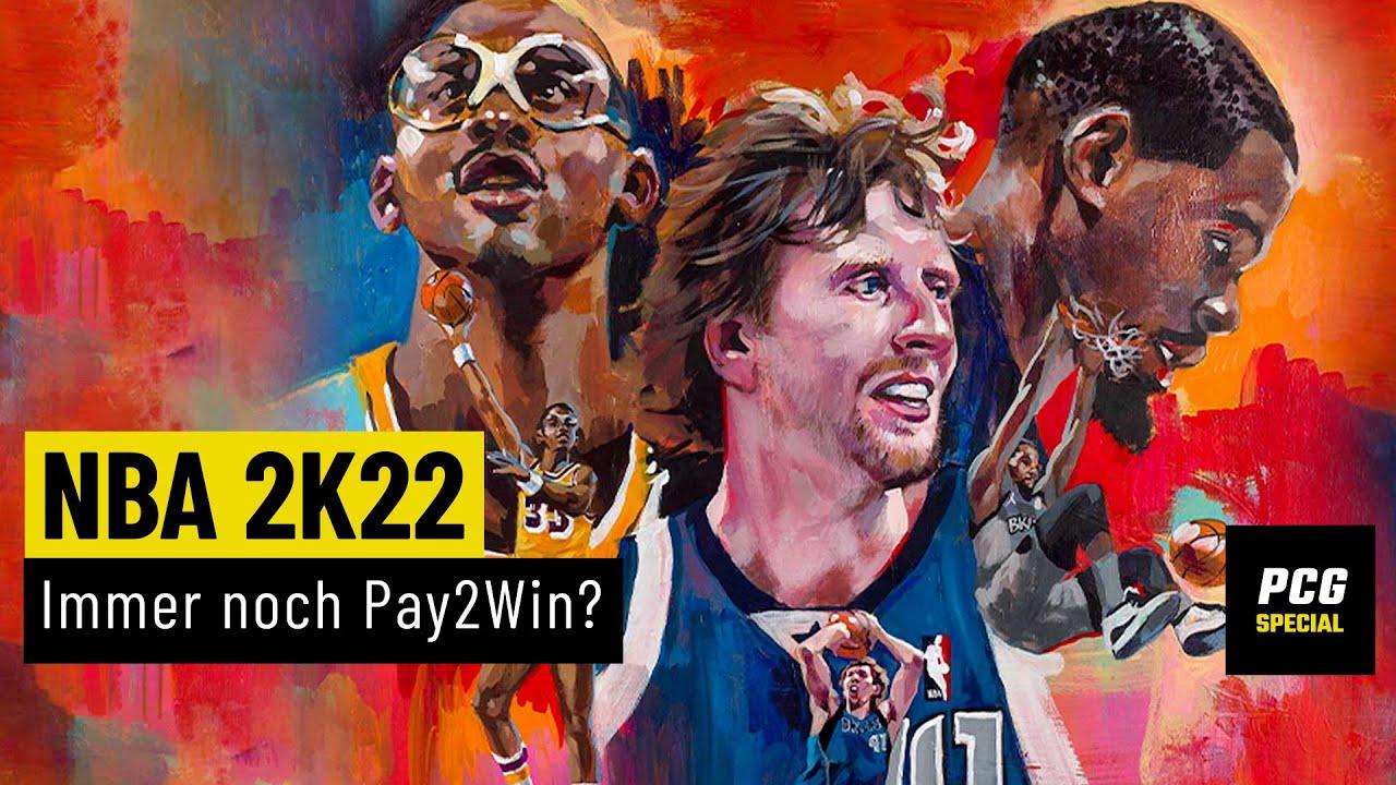Pay2Win in NBA 2K22   Hat 2K aus dem letzten Shitstorm gelernt?