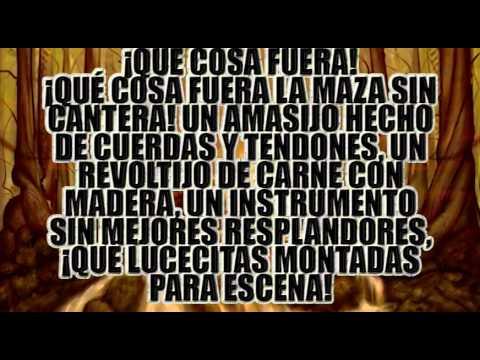 La Maza - Silvio Rodríguez   {Letra}