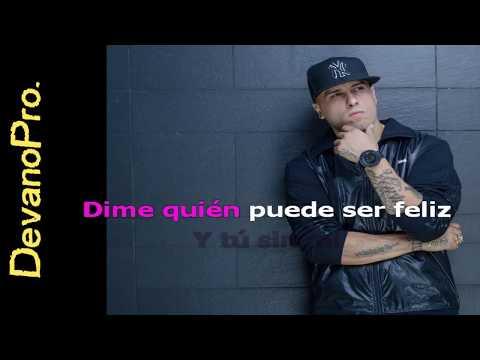el perdón Nicky Jam karaoke