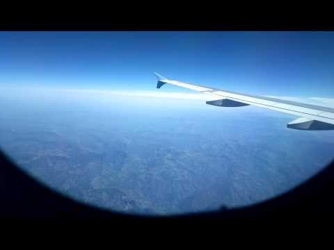 Sobrevolando la Sierra Madre Oriental