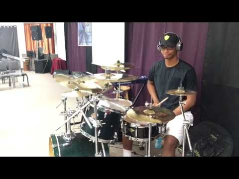James Fortune-Free Indeed (Drum Cover)