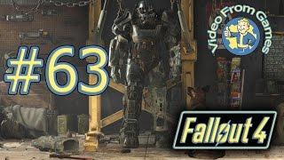 Прохождение Fallout 4 63 Метро 2288