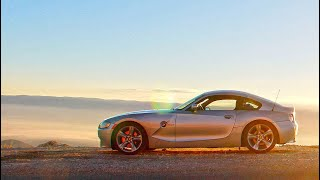 BMW Z4 3.0si Coupe... INSANE FAST DRIVING!