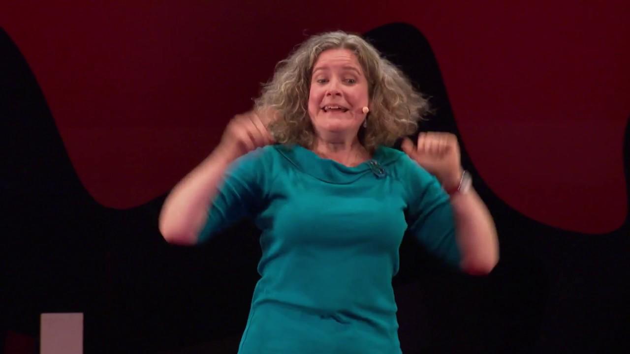 The art of following | Dr Jane Bentley | TEDxGlasgow