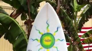 Surfboards San Clemente surfboards Paul Carter