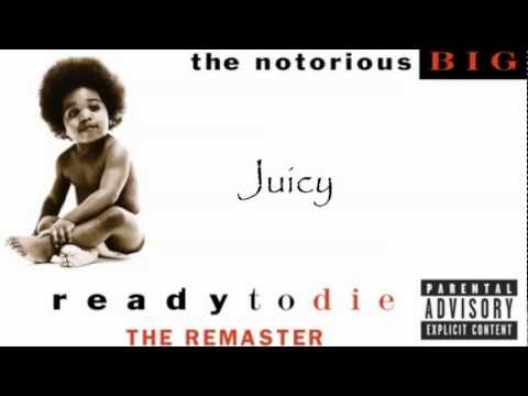 Biggie Smalls - Juicy (HQ)