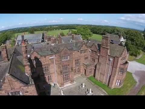 Drone/ Quad-Copter- Filmed at Thornton Manor