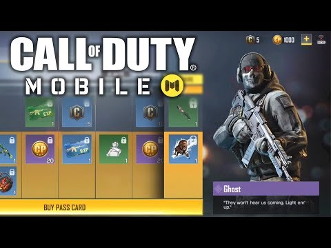 Call Of Duty Mobile Battle Pass & Monetization (CoD Mobile)