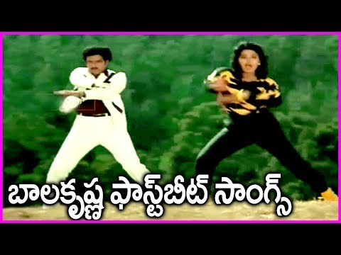 Balakrishna All Time Super Hit Video Songs - Kaliyuga Krishnudu Movie Video Songs