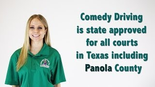 Panola County Texas Defensive Driving | Comedy Driving Inc