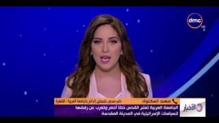 فيديو.. مندوب فلسطين: ننتظر خطوات عملية من اجتماع وزراء الخارجية العرب