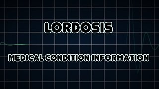 Lordosis (Medical Condition)