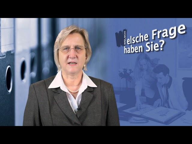 Stb Welsch – Faktorenverfahren