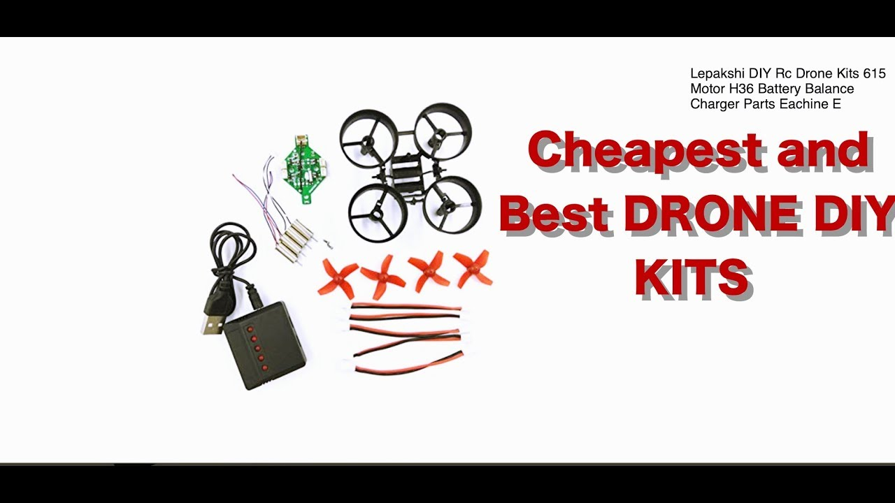 Best DIY Drone kits India