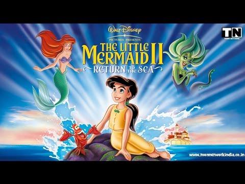 Arielle die Meerjungfrau 2 Sehnsucht nach dem Meer Ganzer Film Deutsch ღ Die besten animationfilme
