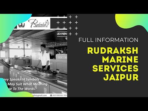 Rudraksh Marine Services Jaipur full Information