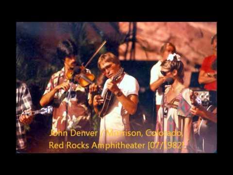 John Denver / Live at the Red Rocks Amphitheater [07/1982]