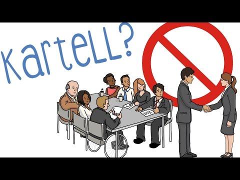 Kartell - einfach erklärt!